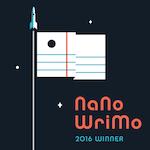 NaNoWriMo Winner 2016